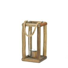 Sylvan Wooden Lantern