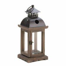 Monticello Wooden Lantern