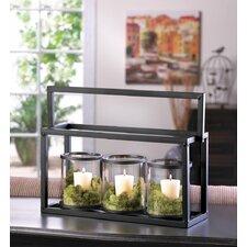 4 Piece Ironside Candle Display Set