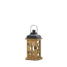 Hayloft Wooden Lantern
