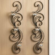 Wisp Iron Sconce (Set of 2)