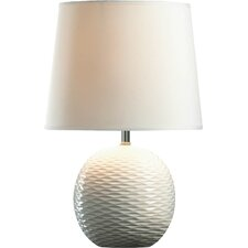 "Fairfax 16.38"" H Table Lamp with Empire Shade"