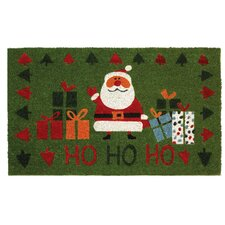 Ho Ho Ho Entry Way Doormat