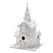 Country Steeple Bird House