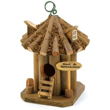 Weekend Cottage Birdhouse