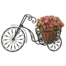 Ballston Novelty Wheelbarrow Planter
