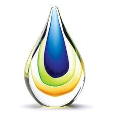 Topaz Art Glass Décor