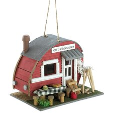 Trailer Hanging Bird House