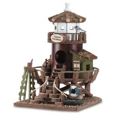 Seaside Station Freestanding Bird House