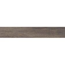 "Centurywood Series 36"" x 6"" Matte Porcelain Wood Look Tile in Dune"