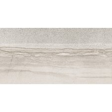 "Amelia Series 24"" x 12"" Porcelain Polished Tile in Mist"