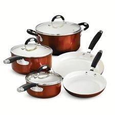 Style Ceramica 8 Piece Cookware Set
