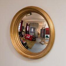 "Ilyrian 33"" Convex Wall Mirror"