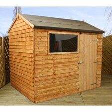 6 x 8 Wooden Shed