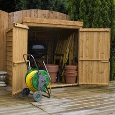 5 x 3 Wooden Tool Shed