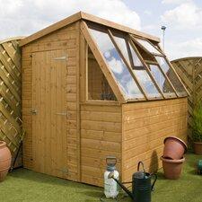 8m W x 6m D Premium Greenhouse