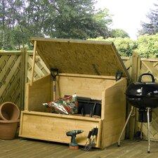 Shiplap Garden Wooden Storage Box