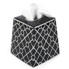 Geometric Tissue Box Cover