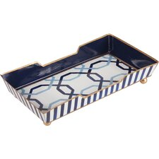 Squares Guest Towel Tray