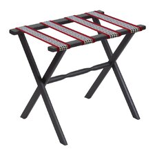 Houndstooth Series Straight Leg Luggage Rack