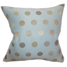 Calynda Dots Throw Pillow