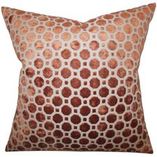 Kostya Geometric Throw Pillow