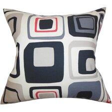 Maaza Cotton Throw Pillow