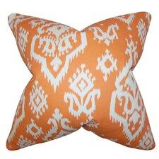 Baraka Ikat Throw Pillow