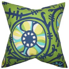 Jakayla Geometric Throw Pillow
