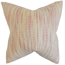 Lakota Striped Throw Pillow