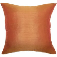 Veristi Plain Silk Throw Pillow