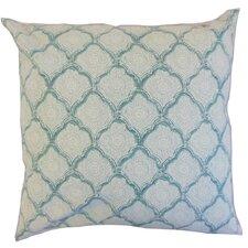 Padma Geometric Cotton Throw Pillow