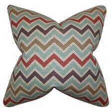 Howel Zigzag Cotton Throw Pillow