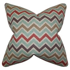 Howel Zigzag Cotton Throw Pillow