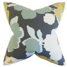 Saar Floral Cotton Throw Pillow