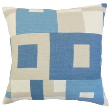 Hoya Linen Throw Pillow