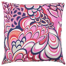 Michal Floral Throw Pillow