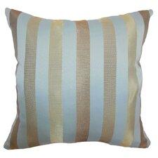 Olivia Striped Throw Pillow