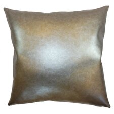 Kamden Vinyl Throw Pillow