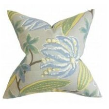 Averill Floral Throw Pillow Cover
