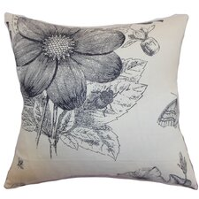 Mareeba Floral Throw Pillow