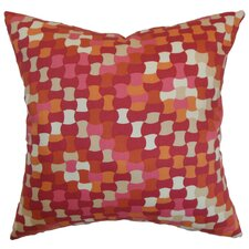 Gaya Cotton Throw Pillow