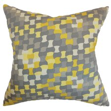 Gaya Cotton Throw Pillow
