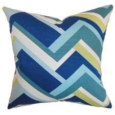 Hoonah Cotton Throw Pillow