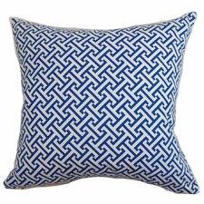 Quentin Cotton Throw Pillow