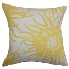 Ndele Floral Throw Pillow