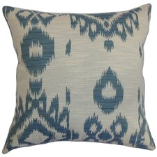 Gaera Ikat Throw Pillow