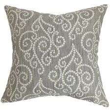 Cienne Swirls Throw Pillow