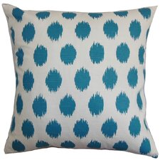 Kaintiba Cotton Throw Pillow