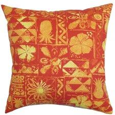 Gleda FabricThrow Pillow